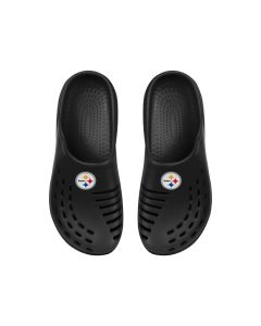 Pittsburgh Steelers Solid Clogs