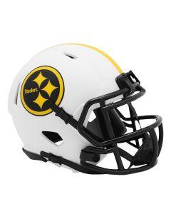 Pittsburgh Steelers Lunar Eclipse Speed Mini Helmet