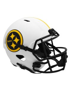 Pittsburgh Steelers Lunar Eclipse Replica Speed Helmet