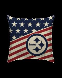 Pittsburgh Steelers Americana Pillow