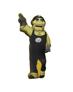Pittsburgh Steelers Steely McBeam Pillow