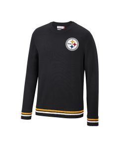 Pittsburgh Steelers Mitchell & Ness Team History Sweater