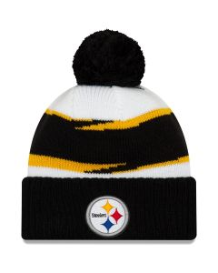 Pittsburgh Steelers New Era Sideline Thanksgiving Knit Hat