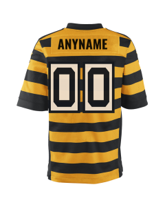 Men's Nike Authentic Custom Throwback Jersey