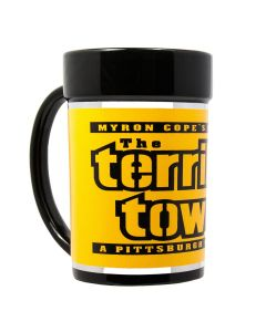 Pittsburgh Steelers Terrible Towel Coffee Mug