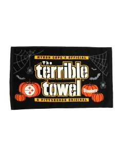 Pittsburgh Steelers Halloween Glow In The Dark Terrible Towel