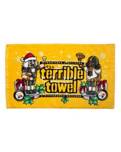 Pittsburgh Steelers Nutcracker Terrible Towel