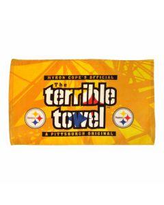 Pittsburgh Steelers Steel Beam Terrible Towel
