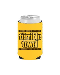 Pittsburgh Steelers Terrible Towel Can Coolie
