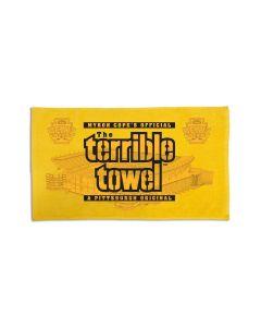 Pittsburgh Steelers Heinz Field Pencil Sketch Terrible Towel
