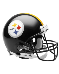 Pittsburgh Steelers Authentic Helmet