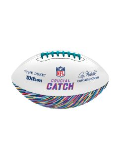 Crucial Catch Authentic NFL Football