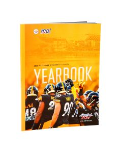 Pittsburgh Steelers 2019 Yearbook