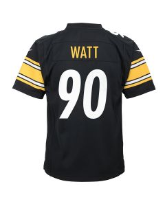 T.J. Watt #90 Toddler Nike Replica Home Jersey