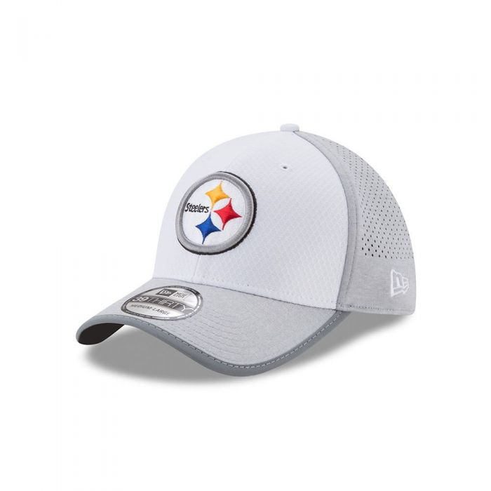 NFL Training Camp Pittsburgh Steelers New Era 39Thirty Cap