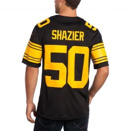 Pittsburgh Steelers Nike #50 Ryan Shazier Limited Color Rush Jersey