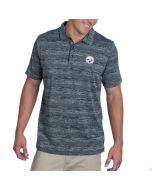 Pittsburgh Steelers Antigua Formation Polo