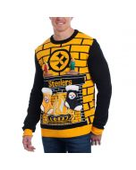Pittsburgh Steelers Ugly 3D Sweater