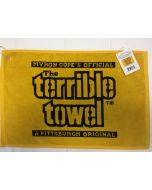 Pittsburgh Steelers Terrible Towel Woven Golf Towel