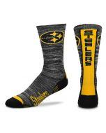 Pittsburgh Steelers Team Vortex Socks