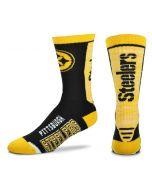 Pittsburgh Steelers Jump Key Socks