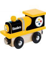 Pittsburgh Steelers Wooden Train Engine