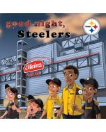 Pittsburgh Steelers Good Night Steelers Children's Book