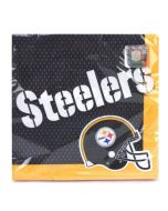 Pittsburgh Steelers 2Ply Paper Napkins - 16 PK
