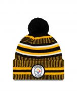 Pittsburgh Steelers New Era Sideline Sport Knit Hat