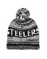 Pittsburgh Steelers Women's Touch Moto Knit Hat