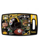 Pittsburgh Steelers Retro Series Cutting Board