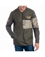 Pittsburgh Steelers Nike Hybrid Salute to Service Jacket