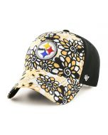 Pittsburgh Steelers '47 Girls' MVP Meadow Pattern Cap