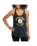 Pittsburgh Steelers Women's Rushmore Circle Tank