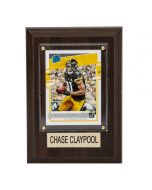 Pittsburgh Steelers #11 Chase Claypool 4x6 Plaque