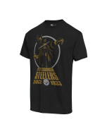 Pittsburgh Steelers Unisex Disney Star Wars Title Crawl Short Sleeve T-Shirt