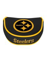 Pittsburgh Steelers Color Rush Mallet Golf Putter Headcover