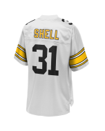 Donnie Shell #31 Men's Pro Line Replica Away Jersey