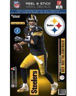 Pittsburgh Steelers #7 Ben Roethlisberger Fathead Decal