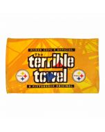Pittsburgh Steelers Steel Beam Terrible Towel