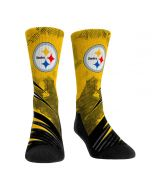 Pittsburgh Steelers Slash Slant Socks
