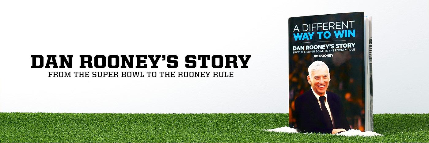 Shop Dan Rooney's Story