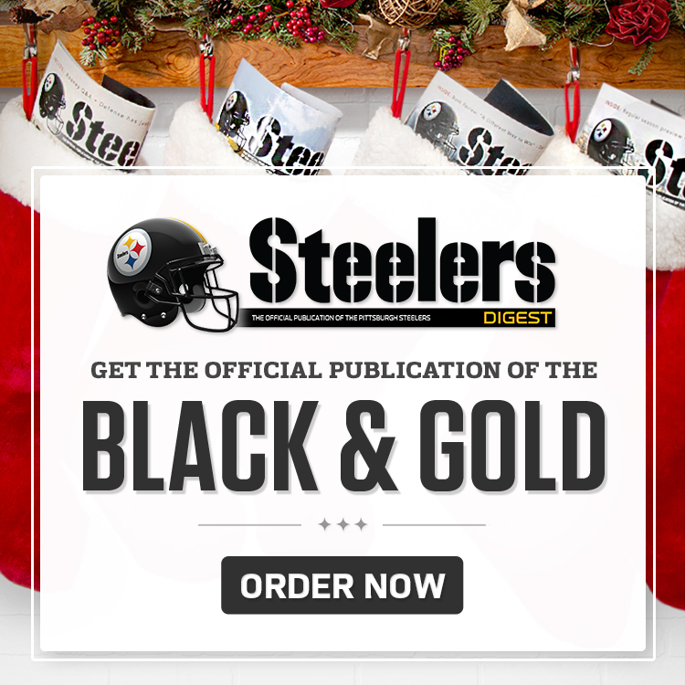 Get the Black & Gold Publication