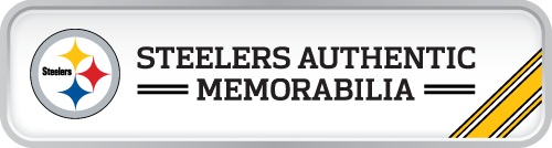 Steelers Memorabilia Authentication