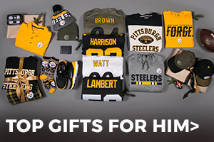 Shop Steelers Gifts for Him