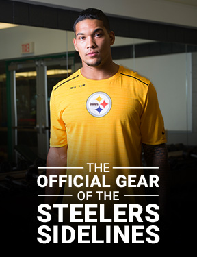 Shop Steelers Sideline Gear